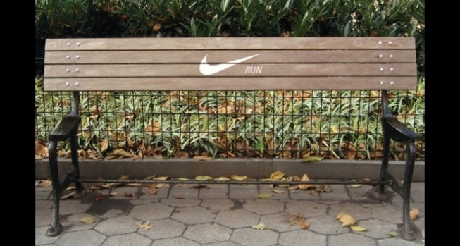 campaña callejera de Nike