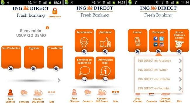 App ING Direct