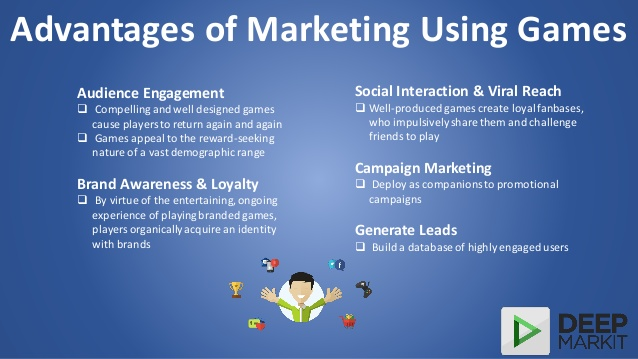 ventajas del social gaming marketing