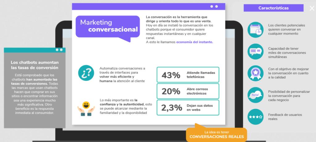 Qué es marketing conversacional