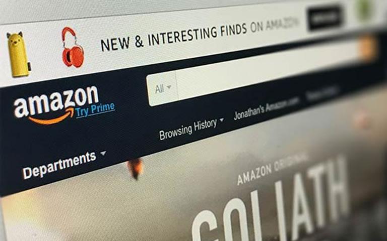 Amazon Search Shuffle