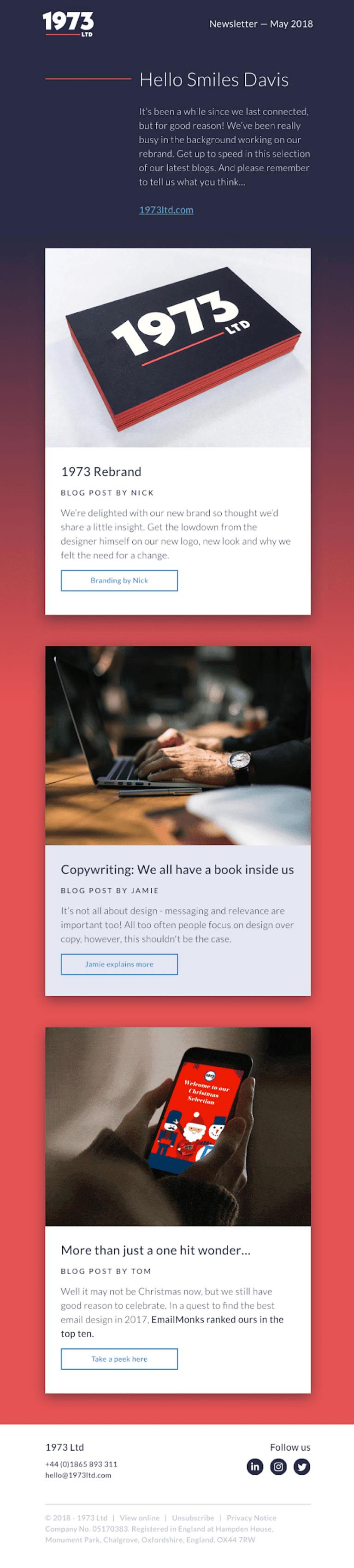optimizar el ROI de tus campañas: diseño responsive
