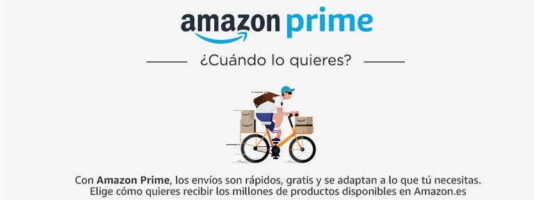 Transformaciones digitales en el sector retail: Amazon Prime