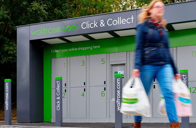 Descubre las transformaciones digitales en el sector retail en 2020; Click & Collect