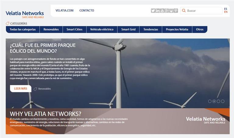 Inbound Marketing para el sector industrial: Velatia