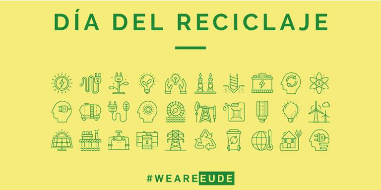 Calendario de marketing 2020: Día del reciclaje