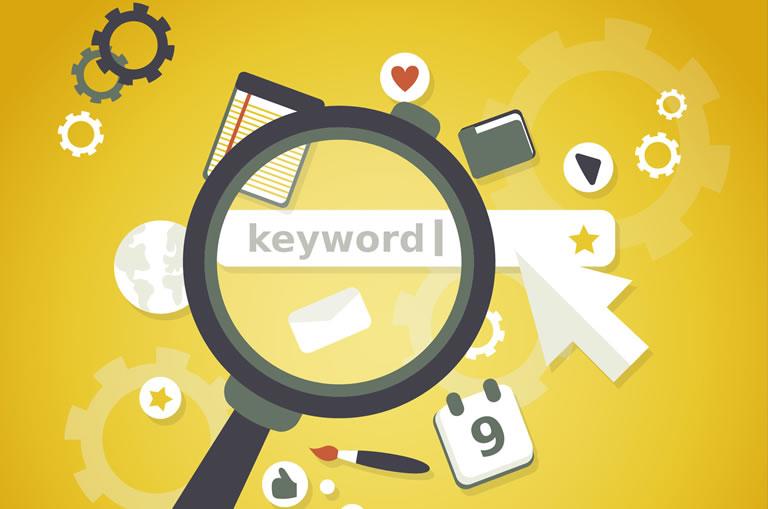 Keywords en títulos
