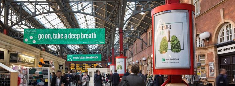 Marketing ecológico: Marylebone