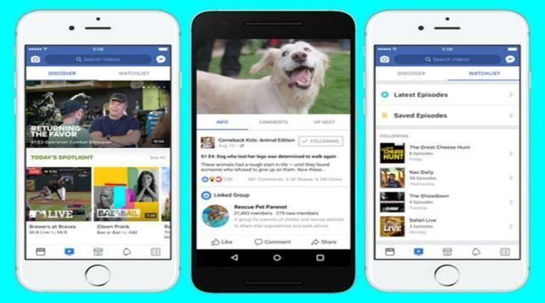 Facebook Watch vs. Youtube