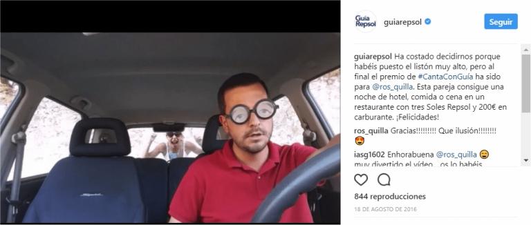 Ganar visibilidad en Instagram: entretenimiento para tus audiencias