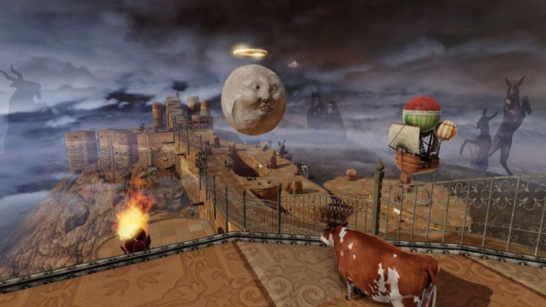videojuegos con más audiencia en Latam: Rock of Ages