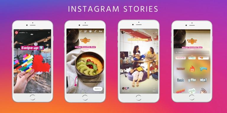 Ganar visibilidad en Instagram: stories