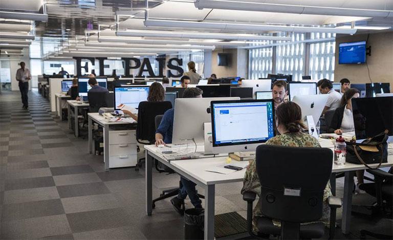 Redacción de El País