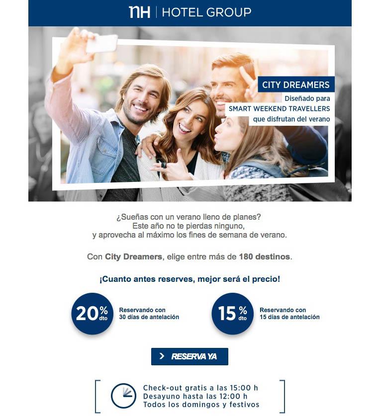 La importancia del diseño visual de las CTAs originales en email marketing