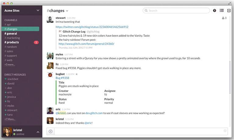 Slack: mejora la comunicaicón y el trabajo colaborativo