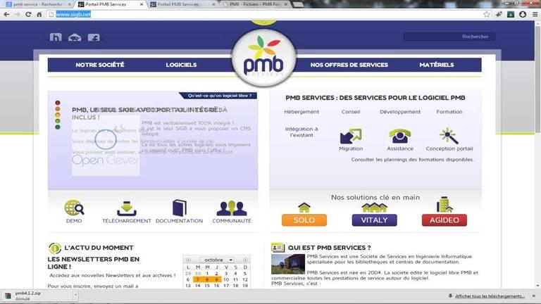 Qué es PMB