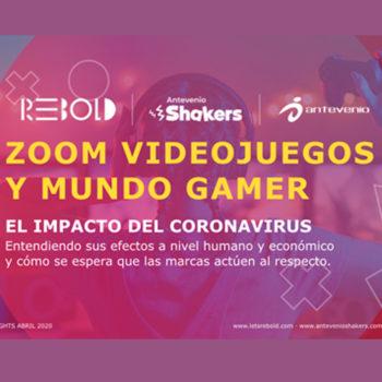 Estudio descargable: Zoom videojuegos y mundo gamer, ¿cómo ha impactado el coronavirus en este mercado?