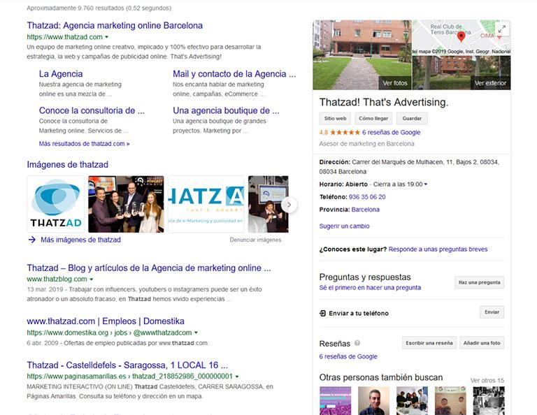 Posicionar tu negocio local en Google
