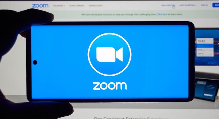 Videoconferencia desde la app móvil