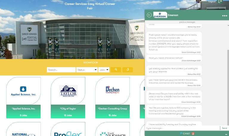Captar clientes en una Feria Virtual
