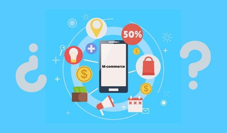 comercio electrónico Mobile
