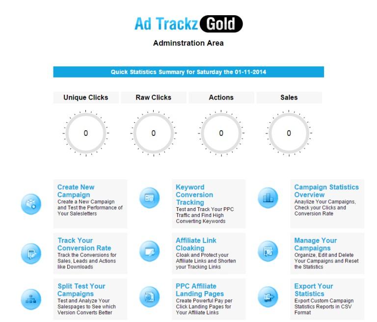Ad Track Gold