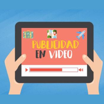publicidad en vídeo para el sector turístico