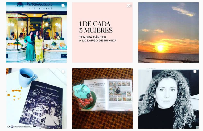 Influencers senior: Camino Villa