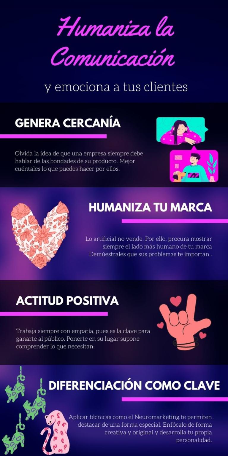 Humaniza tu comunicación