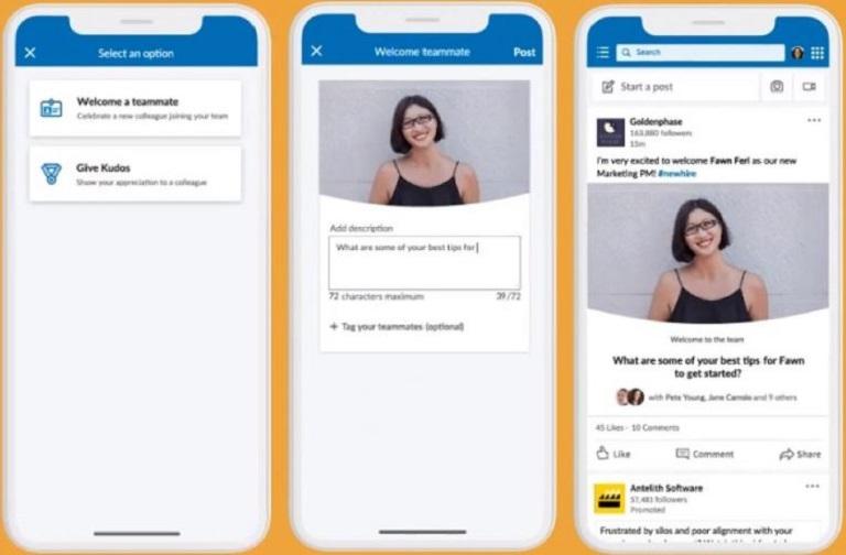 Captar leads en redes sociales: LinkedIn