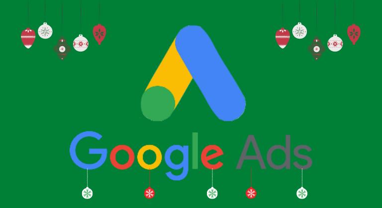 campaña de Google Ads para Navidad