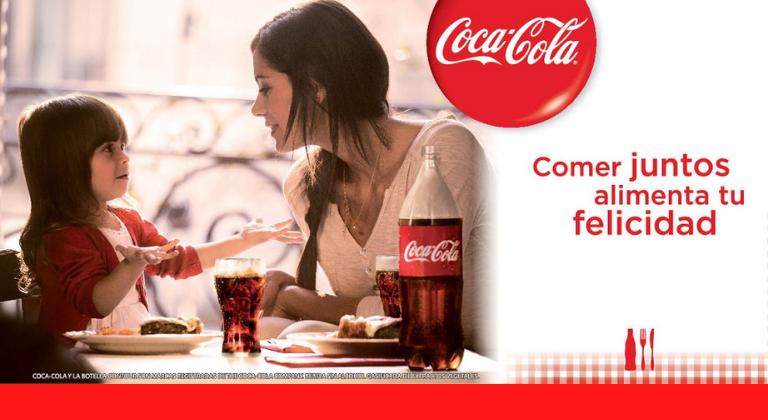 Publicidad de Coca-Cola