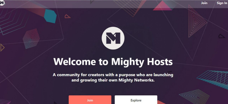 Mighty Hosts