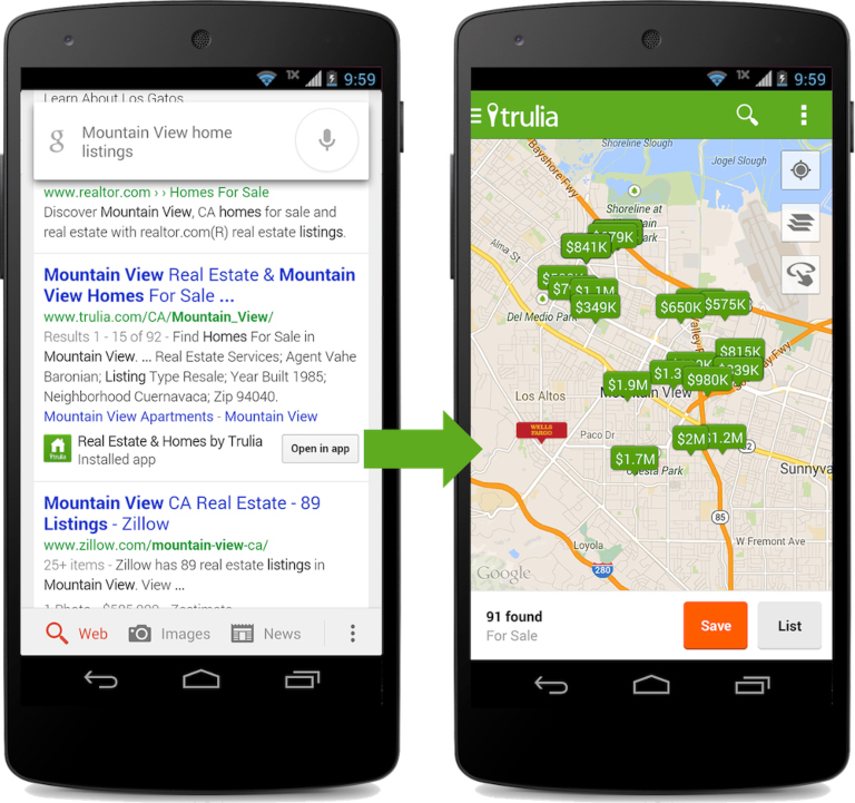 SEO externo: Indexación móvil
