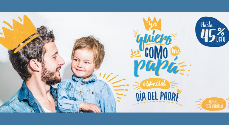 Campaña por el día del padre