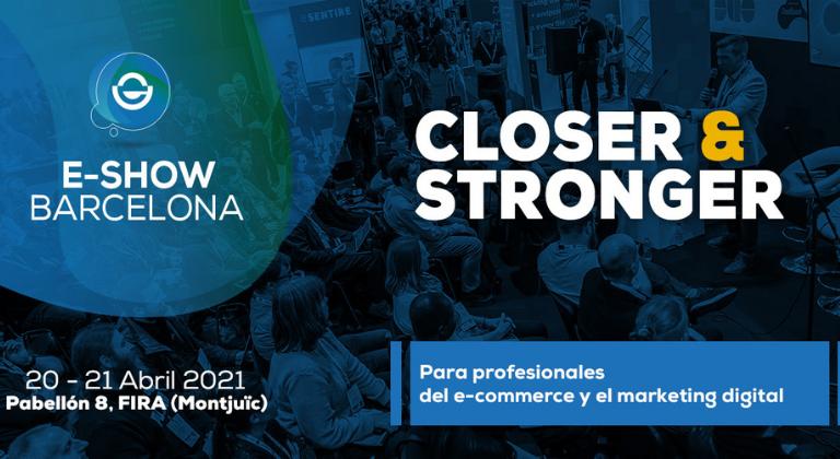 Evento eShow Barcelona