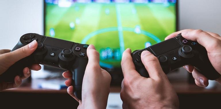 Consumidor de videojuegos español