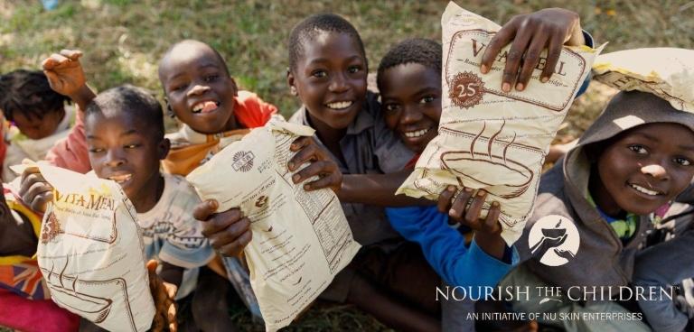Nu Skin – Nourish the Children