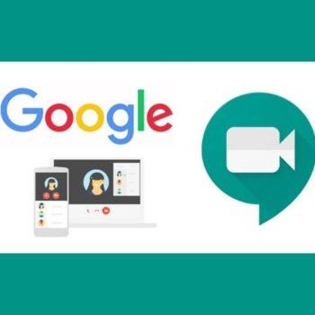 Subtítulos en Google Meet