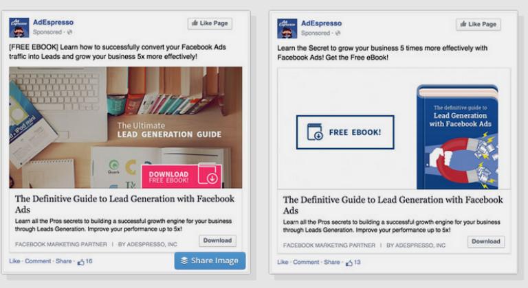 limitación de anuncios de Facebook Ads