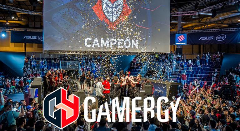 eventos esports en España 2021: GamerGy