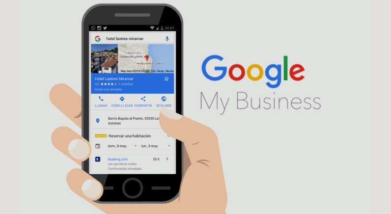 eliminar reseñas en Google My Business