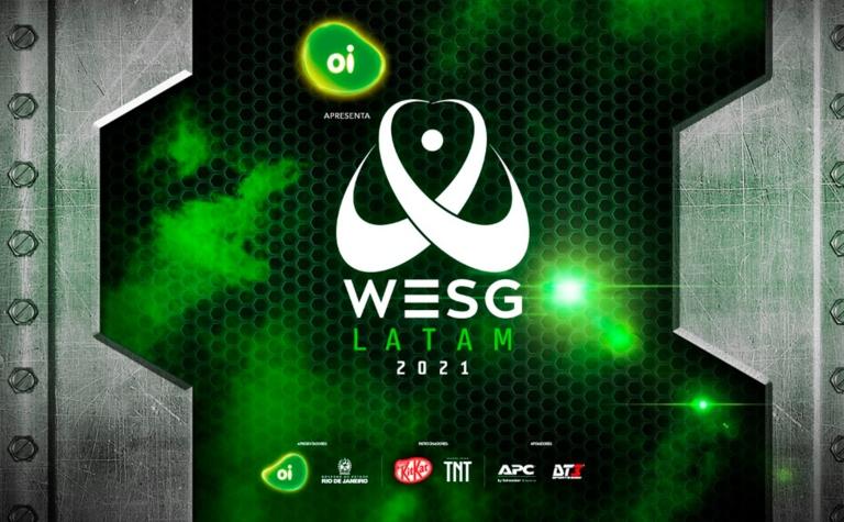 eventos esports latam 2021:finales de la WESG 2021