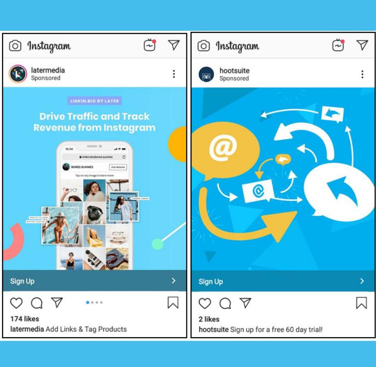 Marketing B2B en Instagram