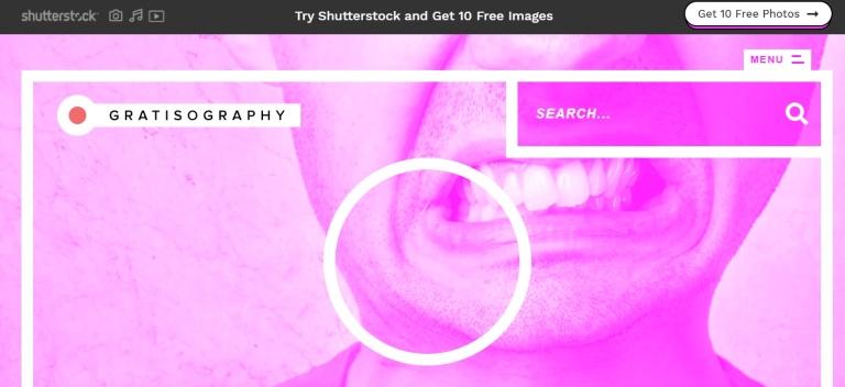 Gratisography, banco de imágenes gratuito