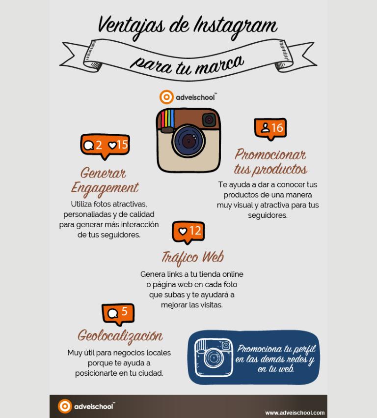 Beneficios de Instagram para tu negocio
