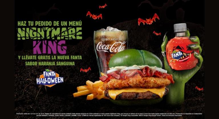 Viste a tu marca de Halloween