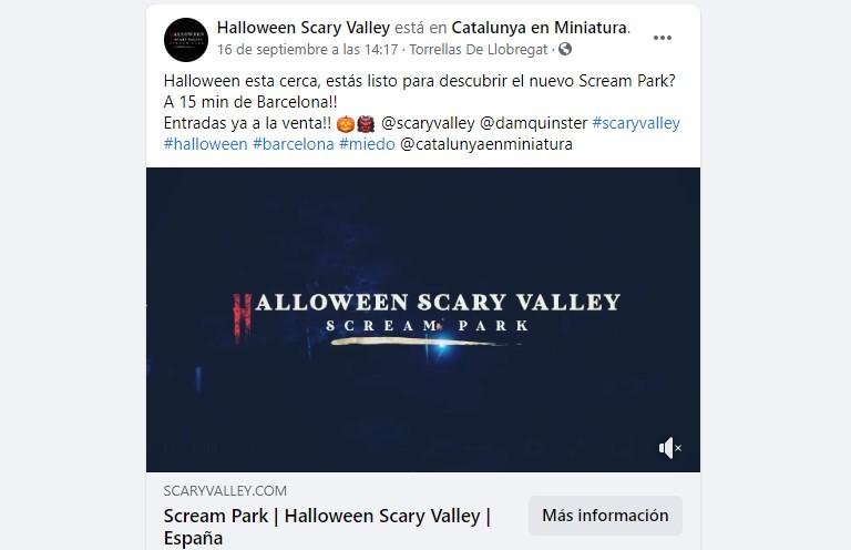 Acciones de marketing online para Halloween