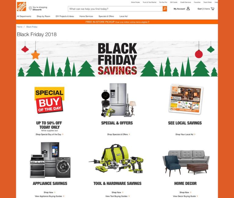 Haz una oferta irresistible en tu ecommerce este Black Friday